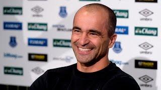 Roberto Martinez Pre-Bournemouth Press Conference