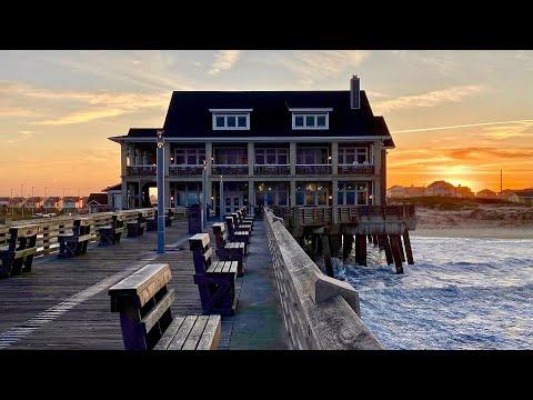 Jennette's Pier Sunset Tour - Nags Head, NC - Outer Banks