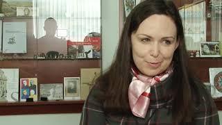 Литературный критик Полька Моника Карвацка посетила Копейск