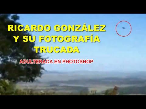 RICARDO GONZÁLEZ y su fotografía trucada