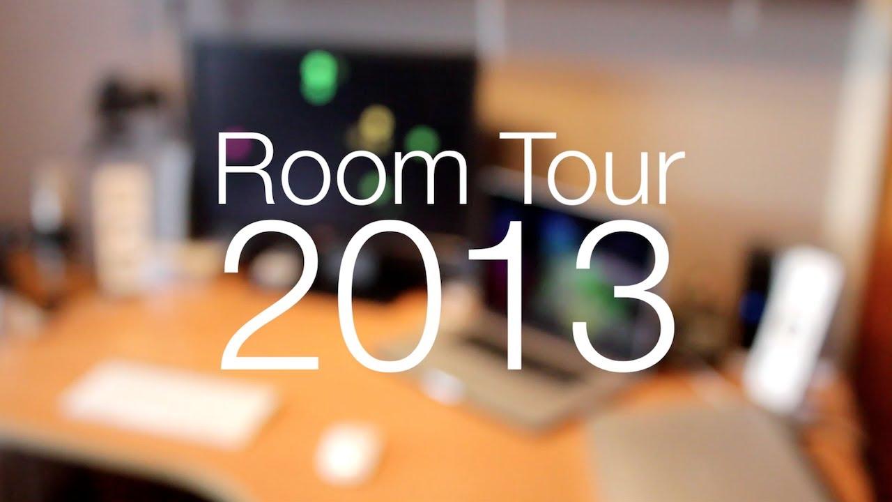 Desk Tour Mac Setup Tour Of A Geek S Desk September