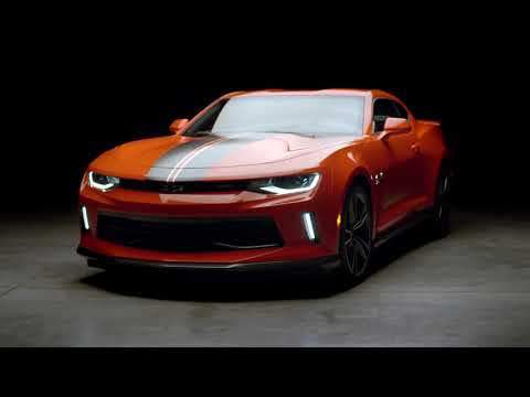 Download Youtube: Introducing the 2018 Camaro Hot Wheels Edition | Chevrolet