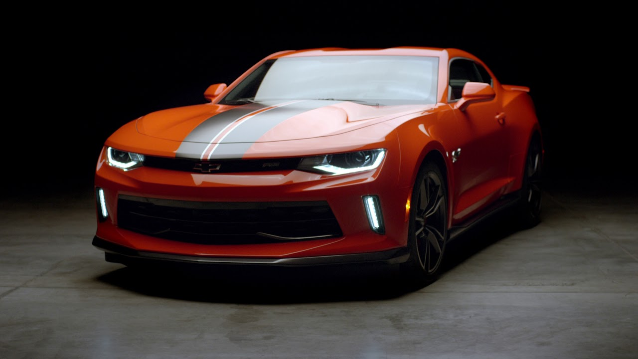 Introducing The 2018 Camaro Hot Wheels Edition Chevrolet