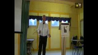 Honigmann-Treffen bei Fulda vom 4. - 6. April 2014 - Teil I