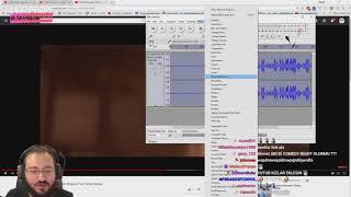 Jahrein Mikrofon Ses Cızırdaması Sorununun Çözümünü Gösteriyor (AudaCity )