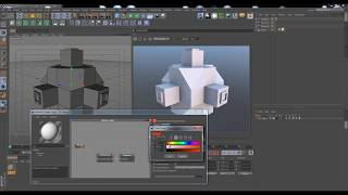 Redshift for C4D QuickTip   Ambient OcclusionAO Shader