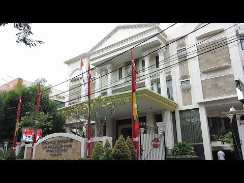 Mengunjungi Wisma Prov. Jambi di Jakarta: Standard - VIP - VVIP