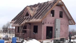 Dom z Keramzytu - Płyty