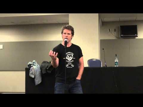 Ben Browder Phoenix Comicon Fan Fest 2014 Farscape Stargate