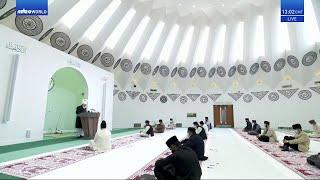 Проповедь Хазрата Мирзы Масрура Ахмада (11-06-2021)