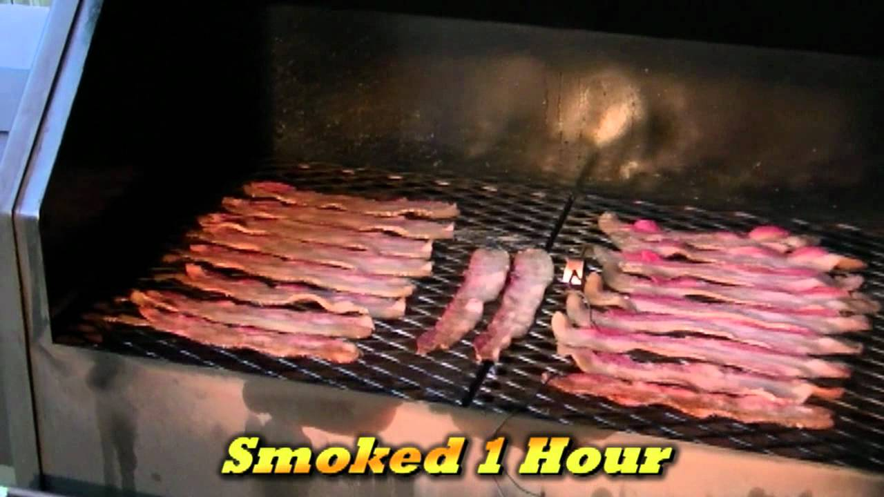 how to make smoked bacon