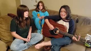 """The Burney Sisters COVER """"Graceland Too"""" by Phoebe Bridgers"""