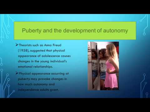 Helping Your Adolescent Child Develop Autonomy