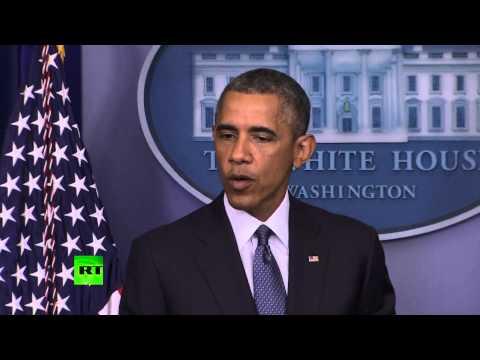 'We tortured some folks' - Obama on CIA tactics after 9/11
