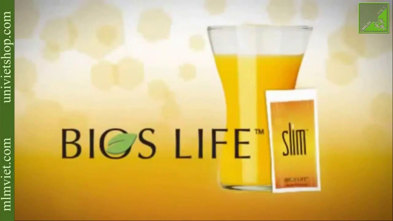 Bios Life Slim Unicity Giam Mo Giam Beo Diet Tieu Duong