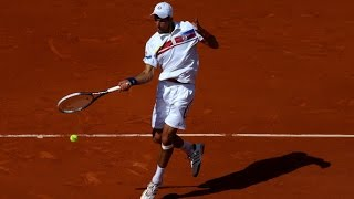 Novak Djokovic ♦ Amazing Forehands in Grand Slam (HD)