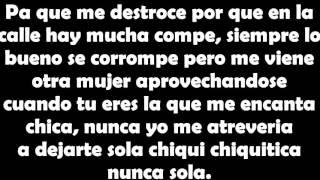 """Andas en mi cabeza """"Chino y Nacho FT Daddy Yankee"""" letra"""