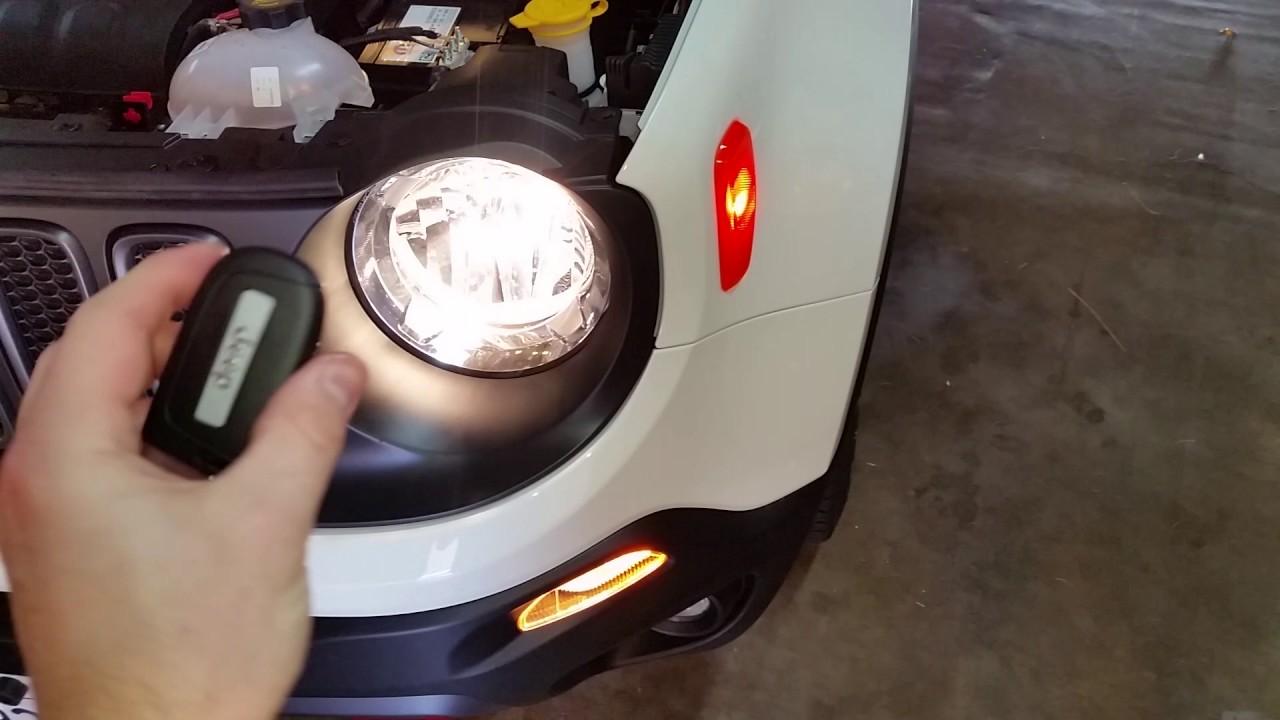jeep renegade batteria