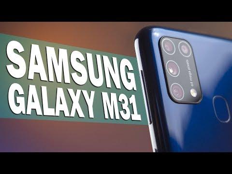 Новый монстр Samsung! | Обзор Samsung Galaxy M31