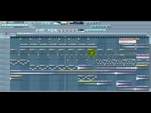FL studio Afrojack