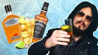 Irish People Try Jack Daniel's Whiskey Mixes