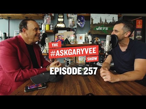 JON TAFFER, BAR RESCUE AND BRANDING AND MARKETING FOR RESTAURANTS | #ASKGARYVEE 257