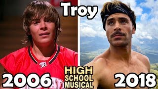 High School Musical Before and After 2018 (Then and Now)