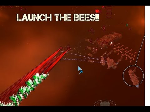 Homeworld Remastered collection skirmish with mods! [EP 1] NOT THE BEES! |
