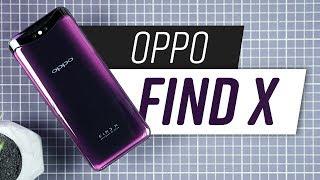 Trên tay OPPO Find X giá 21 triệu: camera thòi thụt có bền?