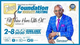 The Voice Of The Prophet Broadcast ||  Morning Glory ||DAY 5 ||Potter's City || 06 - 08 -2020
