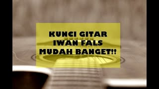 Kunci Gitar Lonteku Iwan Fals