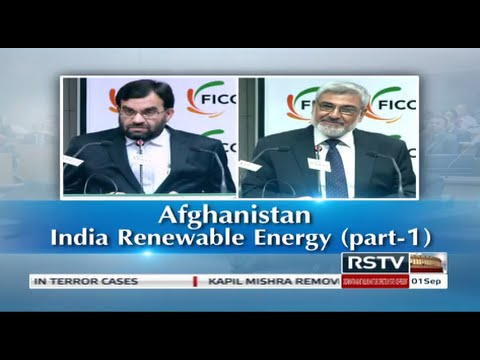 Discourse – Afghanistan-India Renewable Energy (Part 1)
