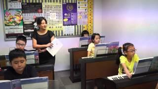Victoria Music Academy - Yamaha Music School - Courses - BP - Batu Pahat - Johor - Malaysia - 007