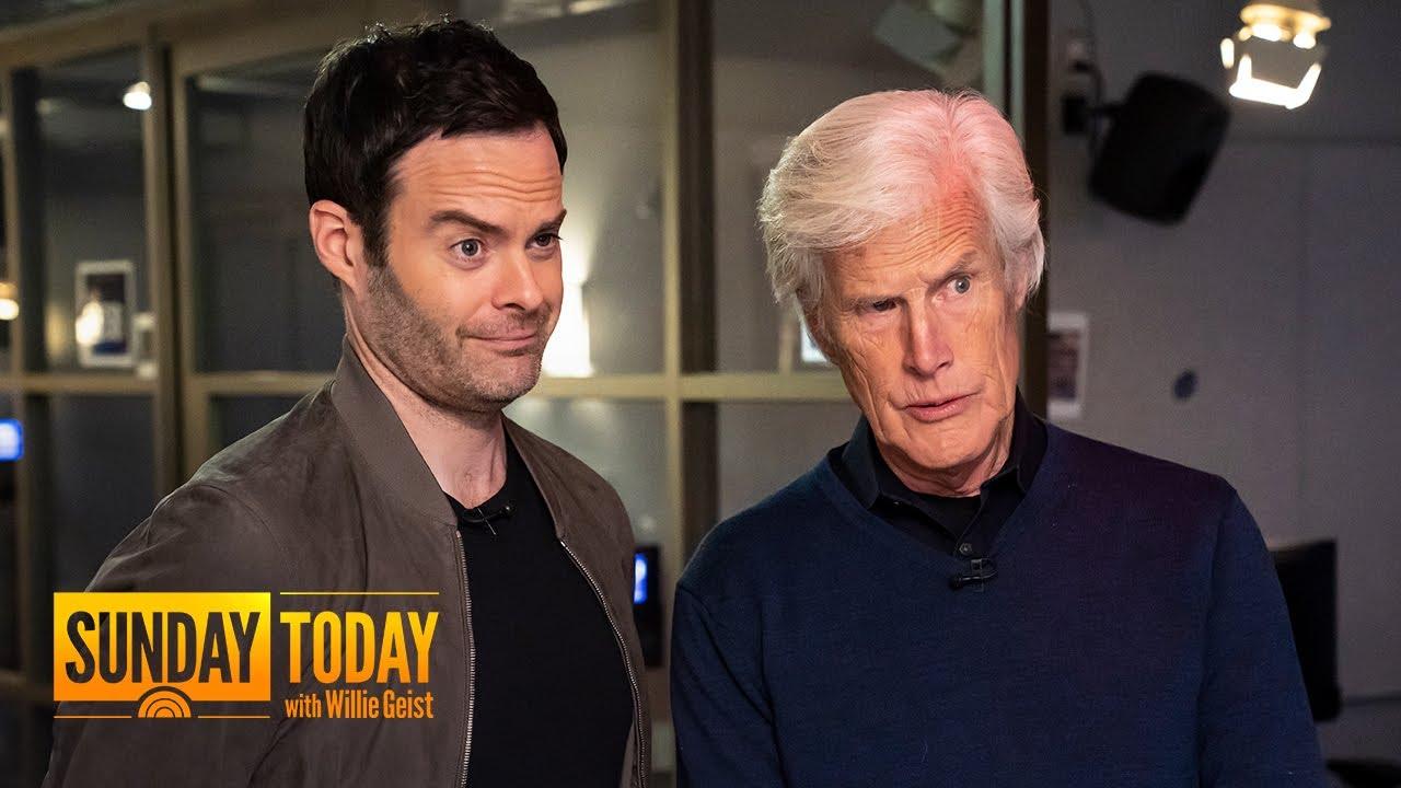 Watch Dateline's Keith Morrison Surprise #1 Fan Bill Hader
