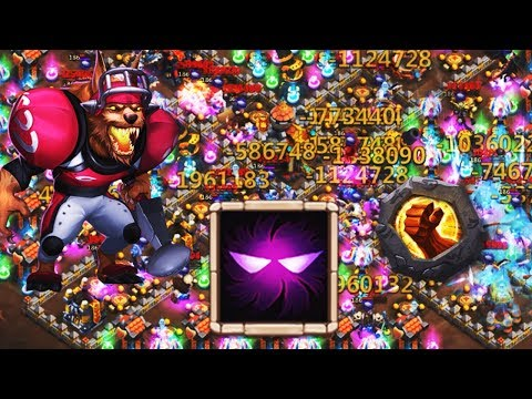 Anubis | 8/8 Unholy Pact | Brute Force 6 | GAMEPLAY [ CASTLE CLASH ]