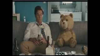 Ted 2012 The Movie Best Scene (guessing names)