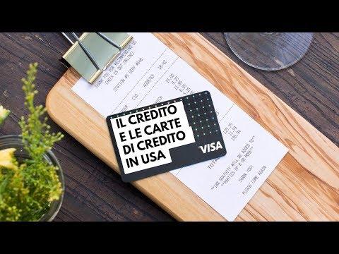 Carte di Credito e Credit score: come funziona in America