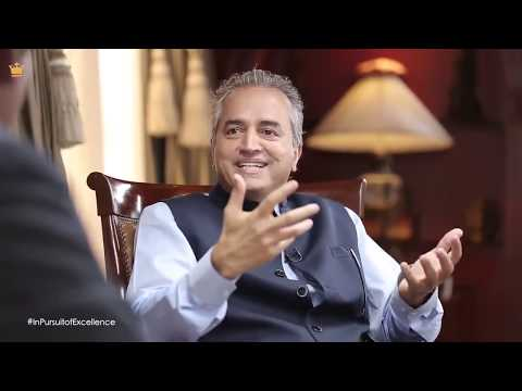 Dr. Devi Shetty on Louis Philippe - In Pursuit of Excellence with Vijay Amritraj