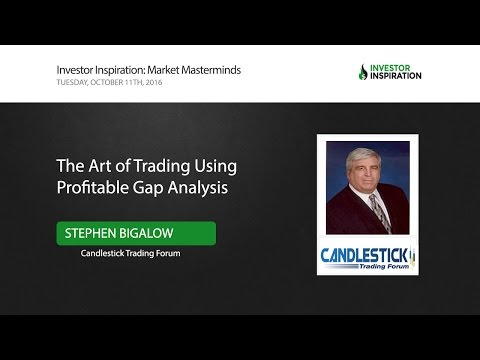 The Art of Trading Using Profitable Gap Analysis | Stephen Bigalow