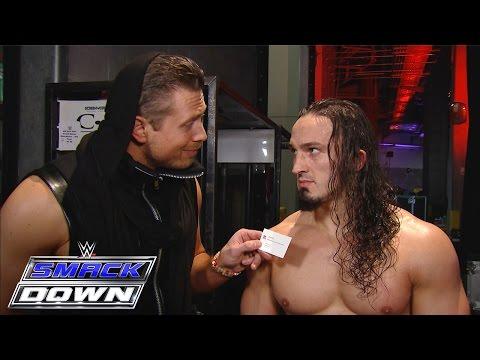The Miz Macht Neville Ein Angebot, Das Awesome Ist: SmackDown – 3. Dezember 2015