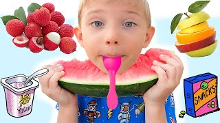 Do you like broccoli ice cream remix song | Nursery rhymes | Children song | Kids video
