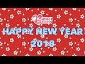 HAPPY NEW YEAR 2018!|Make up COMPILATION 2017