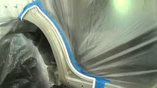 Ремонт задней арки   Свой ремонт авто, покраска, жестянка ...