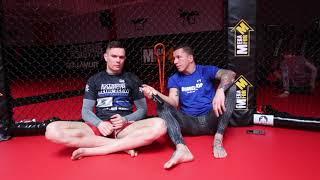 Kamil Oniszczuk przed galą Babilon MMA 7 [Ankos TV].