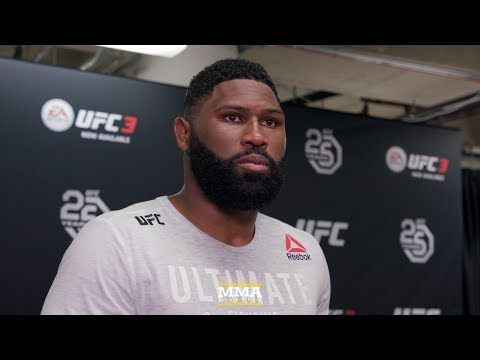 UFC 225: Curtis Blaydes Says His Wrestling is 'Best in the Division' - MMA Fighting