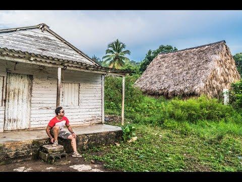 🇨🇺 QUÉ HACER CUANDO LLUEVE EN VIÑALES, CUBA. (COMER) 😆