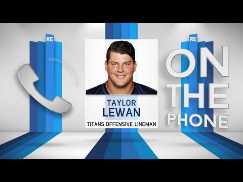 Titans OL Taylor Lewan Talks Twitter, Michigan/OSU & More w/Rich Eisen & Pat McAfee | Full Interview