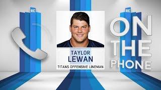 Titans OL Taylor Lewan Talks Twitter, Michigan/OSU & More w/Rich Eisen & Pat McAfee | Full Interview
