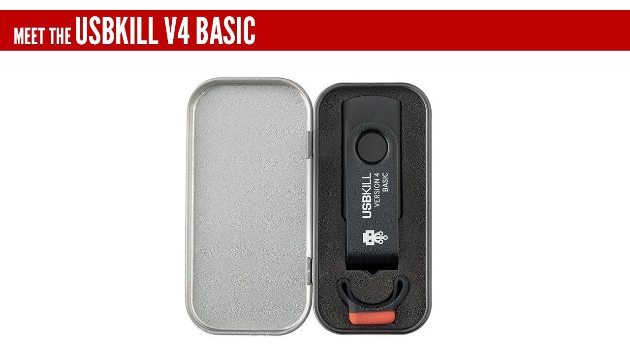 USBKill V4 Basic Introduction