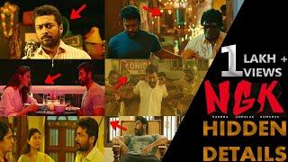 Hidden Details in NGK l Nanda Gopalan Kumaran l Surya l Selvaraghavan l By Delite Cinemas